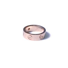 爱斯克拉珠宝 钻石戒指 卡地亚18k钻戒