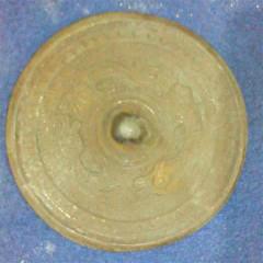 大众古玩    小青铜镜一个    奇趣收藏摆件