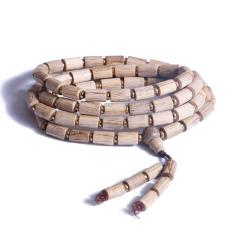 福建木雕    印泥沉香   108颗    时尚手串