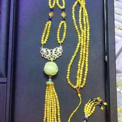 磊鑫珠宝行     时尚水晶项链   时尚饰品