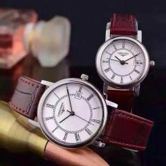 钟情意表 浪琴 手表 时尚流行 情侣款