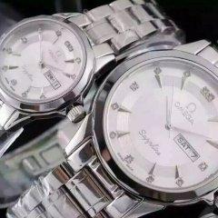 钟情意表 欧米伽 手表 时尚流行 情侣款