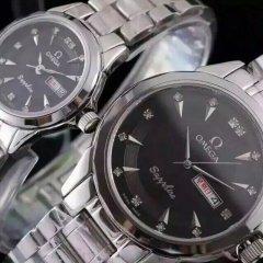 鐘情意表 歐米伽 手表 時尚流行 情侶款