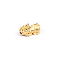 金榕珠宝  黄金貔貅手串 3.3g