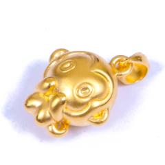 金榕龙8国际娱乐游戏  黄金大眼萌猴龙8国际备用官网 1.5g
