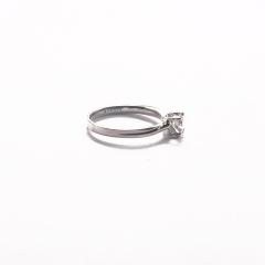 金九福   钻石戒指 总质量2.0856g 主石0.400ct/1