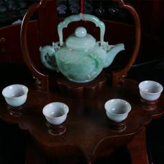 百翠堂 茶壶-摆件