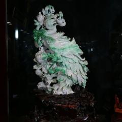 百翠堂 孔雀-摆件