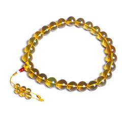 天然缅甸琥珀 黄金珠宝 金珀手持 47.2g