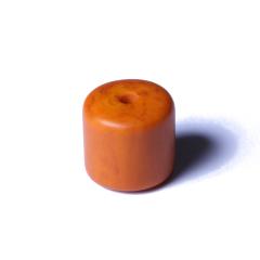 大觉文玩 老蜜蜡 高19mm*23mm 11.93g