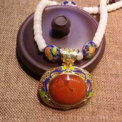 虹潤珠寶商行  戰國紅瑪瑙毛衣鏈,搭配菩提根,純銀子鑲嵌,就是不一樣 ,高端大氣,一圖一物