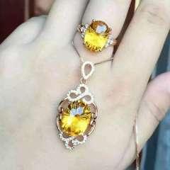 艺林水晶  黄水晶,纯手工车工黄水晶,招财黄水晶爆美出货!