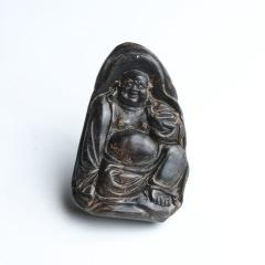 阿亮佛珠工藝批發 如來石頭沉一塊 23g