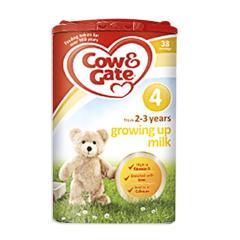 英国牛栏奶粉4段800g 1罐装