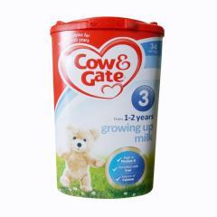 英国牛栏奶粉3段900g 1罐装