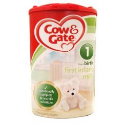 英国牛栏奶粉1段900g 1罐装