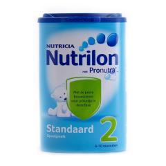 荷兰牛栏奶粉2段850g 1罐装