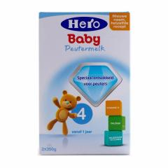 【特价】荷兰Hero baby美素奶粉4段700g 1盒装