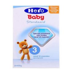 荷兰Hero baby美素奶粉3段800g 1盒装