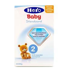 荷兰Hero baby美素奶粉2段800g 1盒装