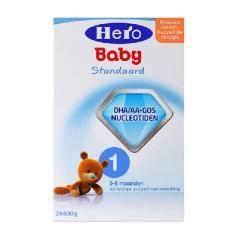 荷兰Hero baby美素奶粉1段800g 1盒装