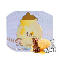 【香港直邮】papa recipe春雨美白蜂蜜面膜(白色) 1盒装
