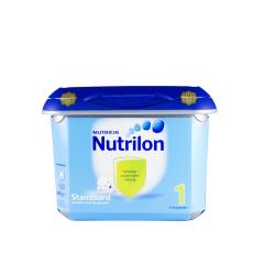 【新疆、西藏不发货】荷兰牛栏诺优能Nutrilon婴幼儿奶粉1段 宝盒装 800g (德国产) 2盒