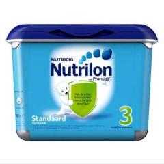 【新疆、西藏不发货】荷兰诺优能Nutrilon(牛栏)婴幼儿奶粉3段 宝盒/珍珠罐/安心罐 800g