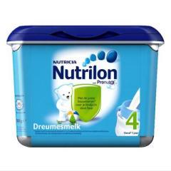 【新疆、西藏不发货】荷兰诺优能Nutrilon(牛栏)婴幼儿奶粉4段 宝盒装 800g (德国产)