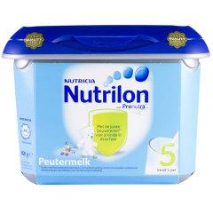 【新疆、西藏不发货】荷兰诺优能Nutrilon(牛栏)婴幼儿奶粉5段 宝盒装 800g (德国产)