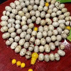 菩提居珠宝行  菩提手串 银线菩提,108颗,菩提心净、美、空,佩戴它油然心生。