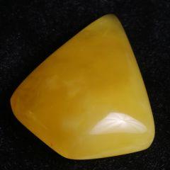玉泉琥珀  随形水滴琥珀挂件  55mm*70mm  黄金珠宝玉器