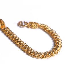 寶麒麟銀樓 黃金 男士手鏈 泰國手鏈  黃金珠寶手鏈 30.26g