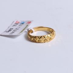 金一金店 黄金珠宝 黄金戒指 5.69g