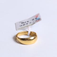 金一金店 黄金珠宝 黄金戒指 9.71g