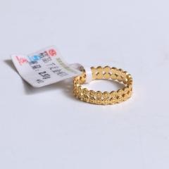 金一金店 黄金珠宝 黄金戒指 2.92g