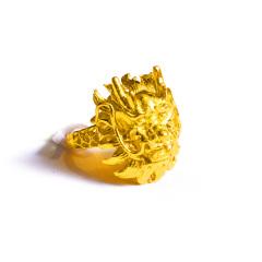 金一金店 黄金珠宝 黄金戒指 16.63g