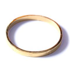 新西北金行   千足金卡地亞卡扣手鐲   重量21.70g  黃金珠寶黃金手鐲 21.70g