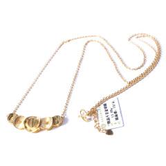 新西北金行 千足金13號套鏈  重量13.89g   黃金珠寶黃金套鏈 13.89g