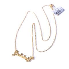 新西北金行 千足金14號套鏈  重量10.12g   黃金珠寶黃金套鏈 10.12g