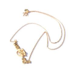 新西北金行 千足金15號套鏈  重量8.22g  黃金珠寶黃金套鏈 8.22g