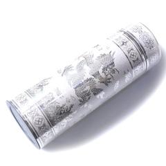 新西北金行  純銀水杯(400g銀子)  純銀
