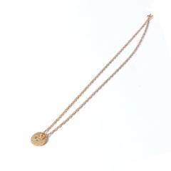 新西北金行   经典女士项链  重量6.14g   黄金珠宝黄金项链 6.14g