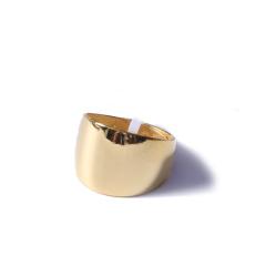 新西北金行  千足金宽面光戒指  重量11.09g    黄金珠宝黄金戒指 11.09g
