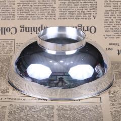 胜通祥   千足银全光面碗   口径12.6  重量140克   白银