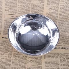 胜通祥   千足银五福大碗   口径16公分  重量260克   白银