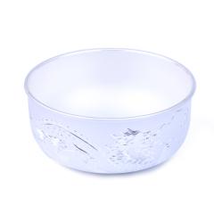郑记金行   龙凤碗   纯银   172.36g
