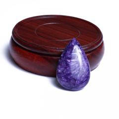 靜敏飾界 時尚飾品 水晶吊墜 紫龍晶掛件