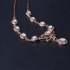 嘉伦珠宝  翡翠项链   翡翠项链