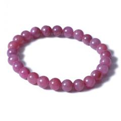 博琚轩  红宝石手链  规格7mm  重量22.4g   红宝石